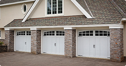 Carriage House Overlay Euro Garage Doors Puerto Rico
